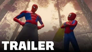 Spider-Man: Into the Spider-Verse - Sneak Peek Trailer thumbnail