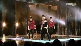 [sbs popular] MB Black - Again, MBLAQ - 610 times again Sunday, February 27, 2011