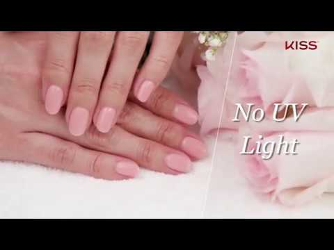 How to dip powder your nails perfectly  Kiss Nails Salon Dip Color System