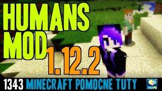 Humans Mod 1.12.2 - Jak zainstalować mody - PL Instalacja moda do Minecraft 1.12.2