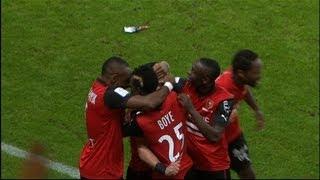 But Romain ALESSANDRINI (75') - Stade Rennais FC - LOSC Lille (2-0) / 2012-13