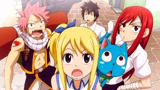 Fairy Tail AMV – Fairy Tail's Guild [HD]