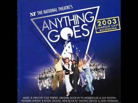 De-Lovely - Anything Goes _ 2003 London Cast Recording