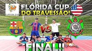 SUPER FINAL! CORINTHIANS x BARCELONA FLÓRIDA CUP DESAFIO DO TRAVESSÃO 2019 ‹ Rikinho ›
