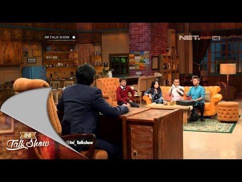 Ini Talk Show - Hemat Energi Part 2/3 - Tina Toonita dan Denny Sumargo Ikut Hemat Energi