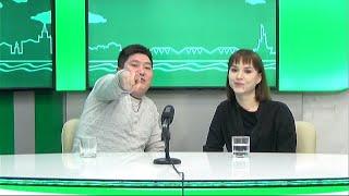 Влад Бельды и Ника Одинцова Stand Up в Комсомольске на Амуре