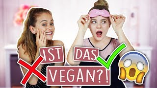 VEGAN vs. NICHT-VEGAN CHALLENGE mit Snukieful! 😱 | #MayBePerfect