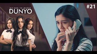 Bir kami to'lmagan dunyo (o'zbek serial) | Бир ками тўлмаган дунё (узбек сериал) 21-qism