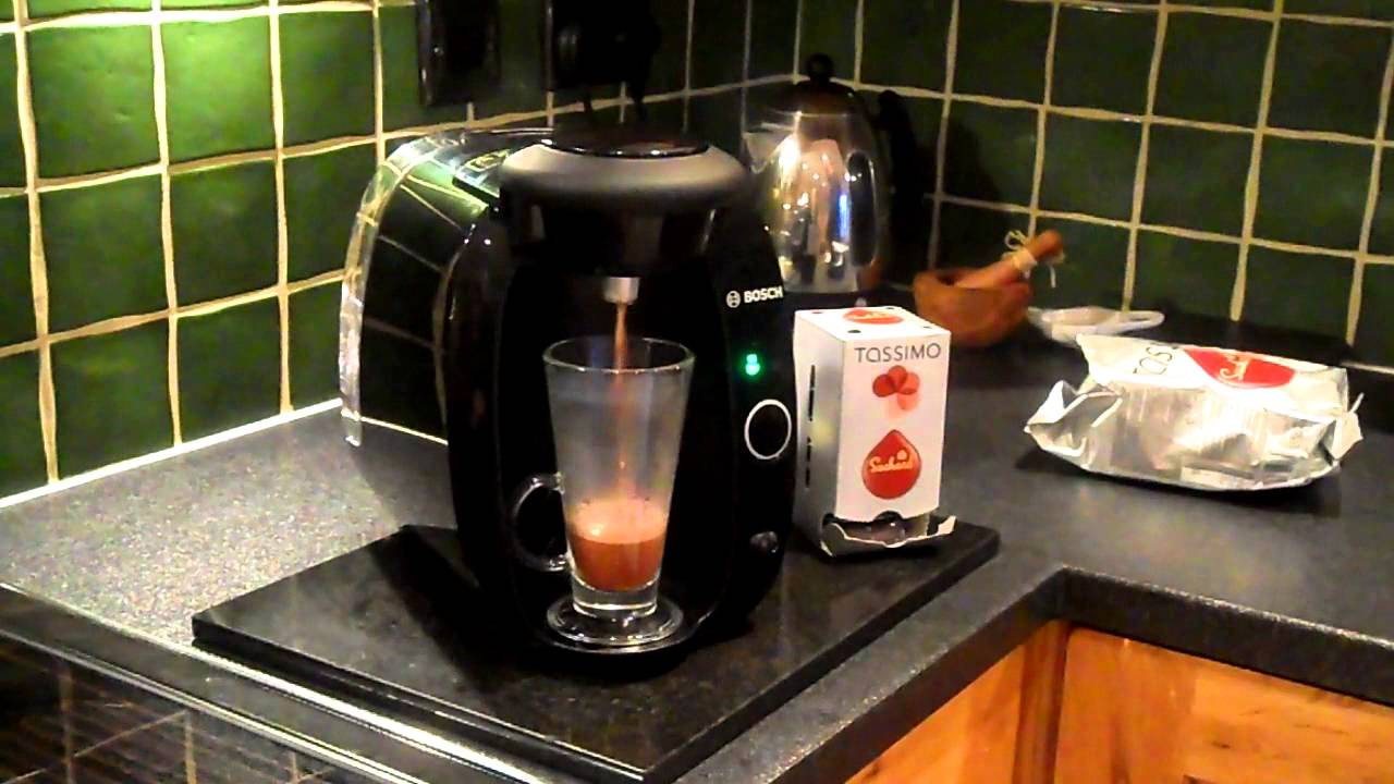 How to Clean & Descale Bosch Tassimo Coffee maker and get it ready for the best coffee in The ...