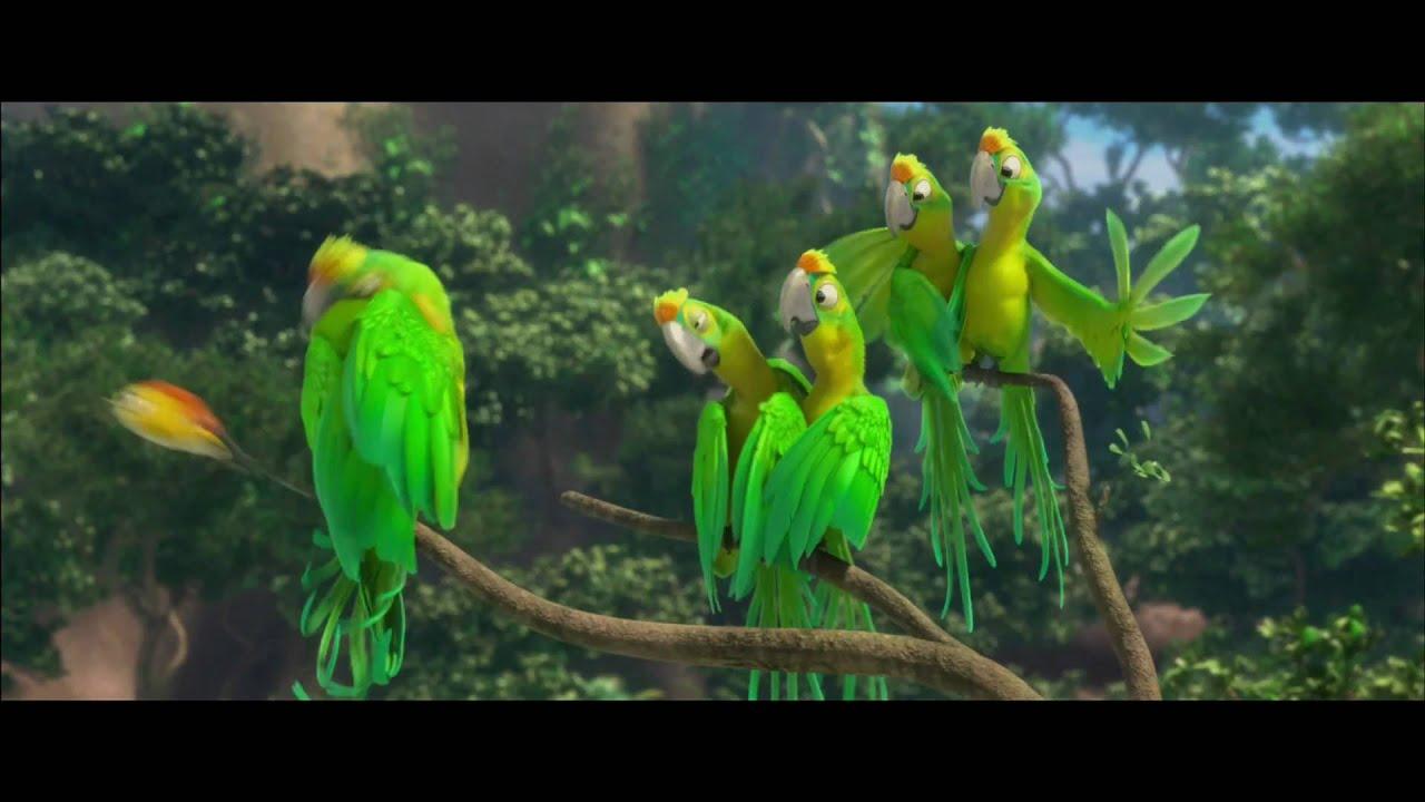 rio movie clip - youtube