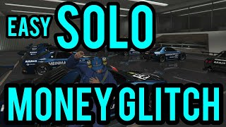 GTA 5 BEST SOLO MONEY GLITCH EVER!!/GTA 5 SOLO MONEY GLITCH NEW EASY 50 MILLION PER HOUR