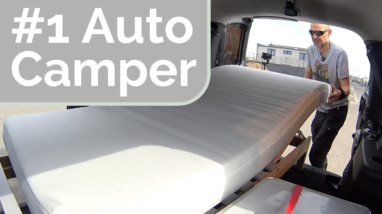 auto camper ausbau auto als wohnmobil 1 minicamper. Black Bedroom Furniture Sets. Home Design Ideas