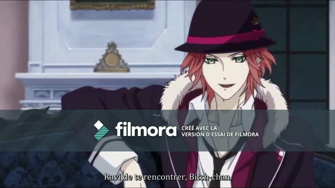 Diabolik Lover En Francais Saison 1 Episode