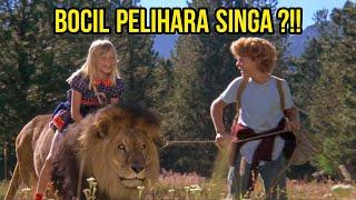 SINGA PALING JINAK!! - ALUR CERITA FILM Napoleon and Samantha (1972)