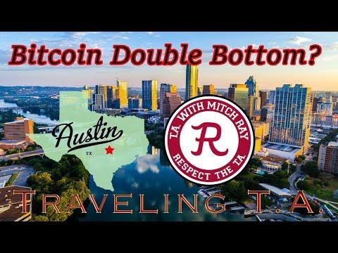 Bitcoin LIVE : New Pattern Developing? Austin, Texas Stream!