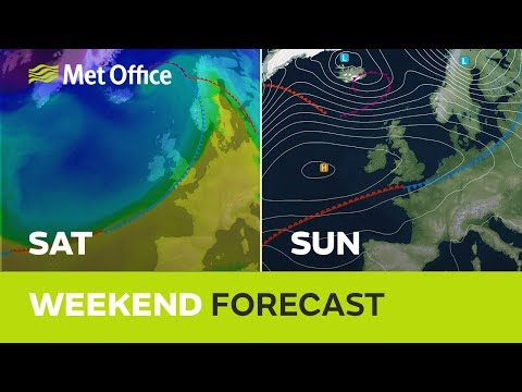 Weekend weather – Dry for many, one or two exceptions 21/03/19