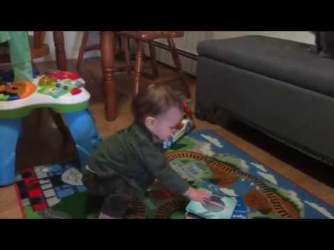 Colton Loves Books