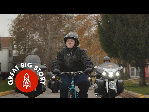 How a Biker