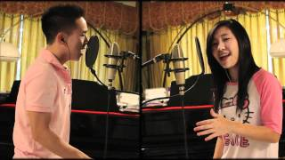 [Cover] Somebody to love - Justin Bieber by Megan Lee & Jason Chen