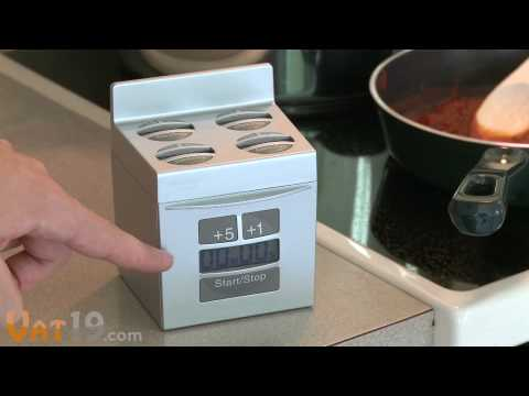 5-in-1 Kitchen Timer by DoneRight