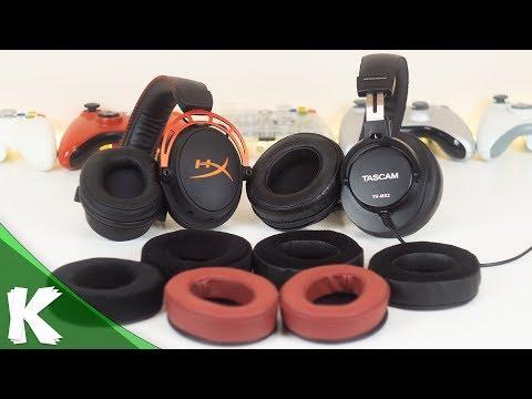 Brainwavz Earpads | Best Headphones Upgrade | Sheep Skin & More | Overview