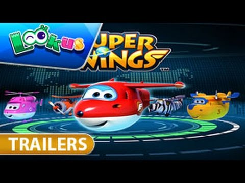 Thumbnail: 【Official】Super Wings _Trailer 03