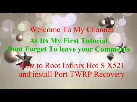 Tutorial & Cara Root Hp Infinix Semua Series Terbaru ! Root Infinix Android.