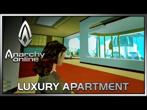 Anarchy Online - Tour of Jobe Luxury Apartment