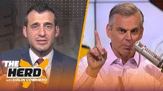 Doug Gottlieb says Antonio Brown trade is about