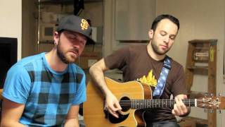 """The World I Know"" - Collective Soul Live Acoustic Cover by J.Lynn Johnston & Anthony Mahramus"