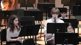 Philharmonia Winds - Clark: Dance of the Harlequins