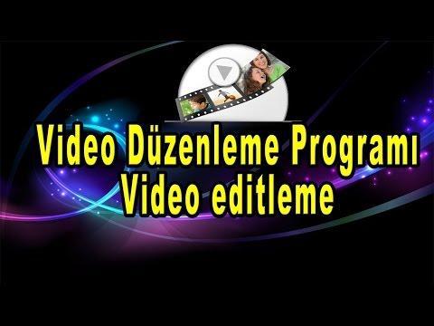 Video Düzenleme Programı Wondershare Filmora İle Video Düzenleme