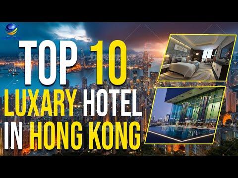 Top 10 Best Luxury Hotels In Hong Kong 2020