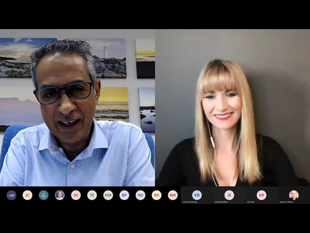 VMware Thought Leadership Webinar with Bronwyn Williams
