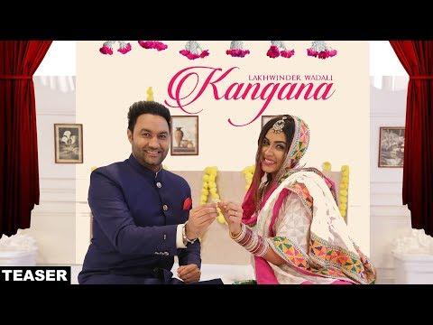 Kangana (Teaser) | Lakhwinder Wadali | Aar...