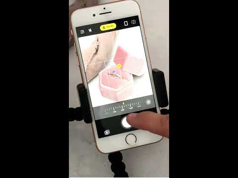 How To Photograph Jewelry Using A Smart Phone (Jewellery Photography)