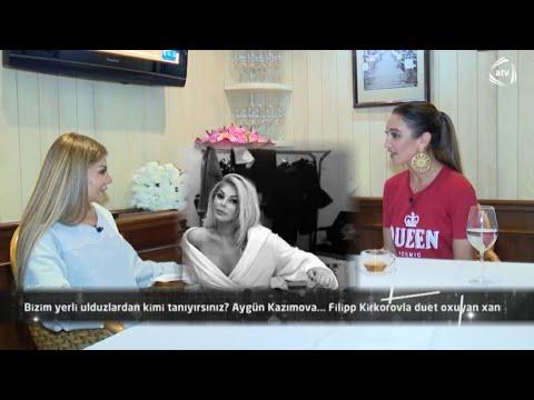 "Ольга Бузова жизнь, творчество и шоу -бизнес ""10LAR - Moskva"" ATV AZERBAIJAN"