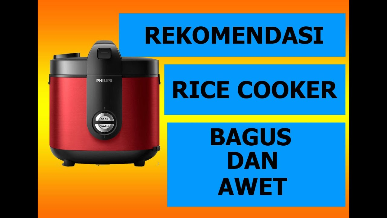 Review Rice Cooker Philips Hd3138 Tutorial Cara Menggunakan Rice Cooker Merek Philips Hd3138 Youtube Cara menggunakan rice cooker philips