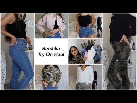 BERSHKA (US) TRY ON HAUL