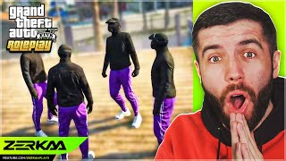 Mandem Start Selling Hard Candy On The Block In GTA 5 RP!