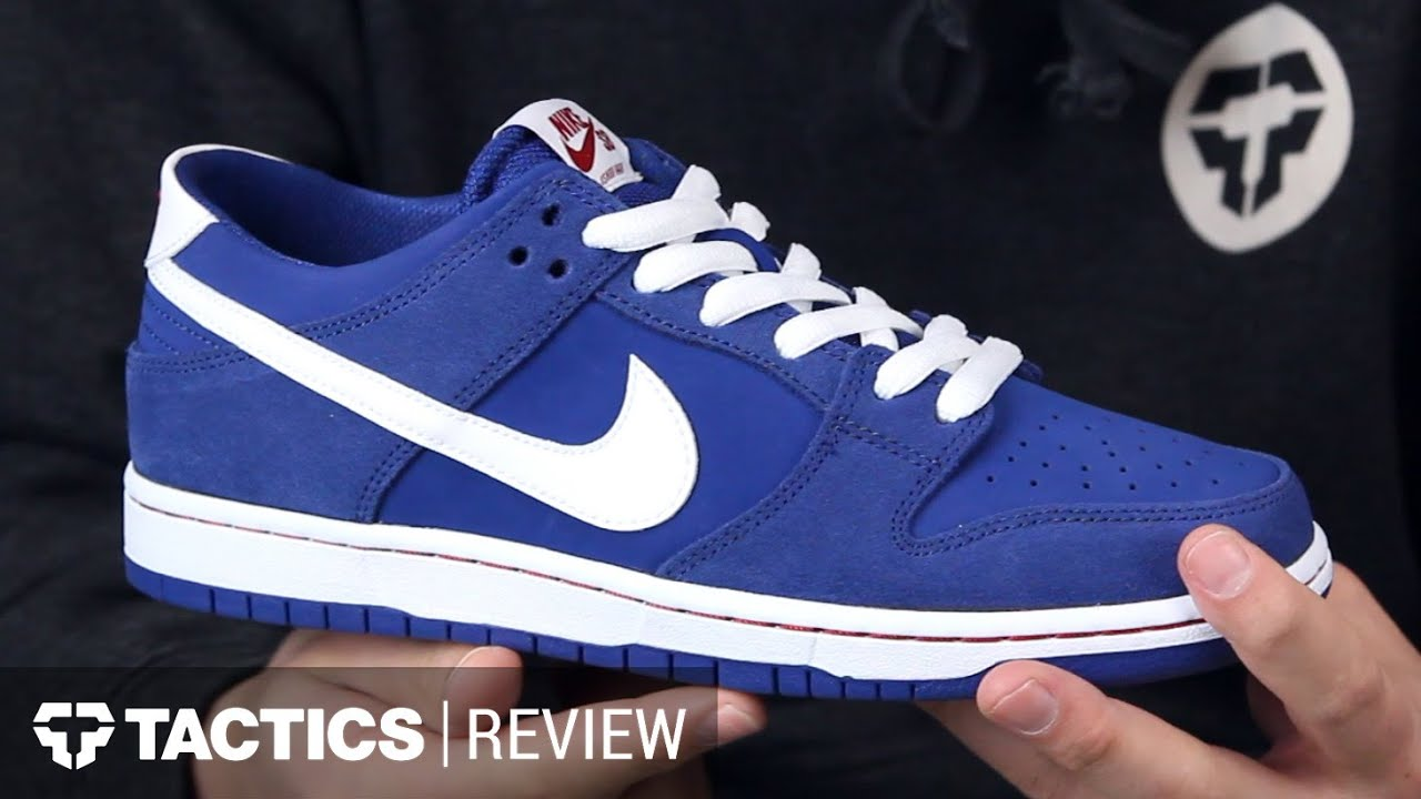 best service ec6aa a1957 Nike SB Dunk Low Pro IW Skate Shoes Review