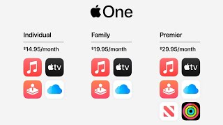Apple One full reveal: Every BIG Apple service, all in one subscription