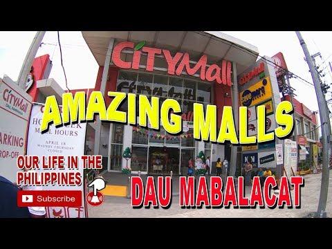 Philippines Amazing Malls City Mall Dau Mabalacat Pampanga - Near Angeles City