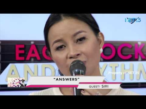 SITTI NET25 LETTERS AND MUSIC Guesting - EAGLE ROCK AND RHYTHM