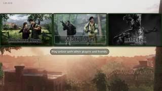 The Last of Us 2 Menu Concept