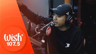"Third Flo' performs ""Tunay"" LIVE on Wish 107.5 Bus"