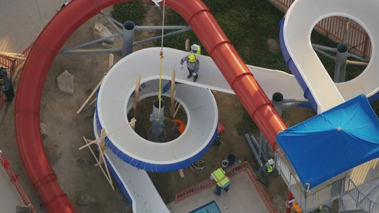 Man died after getting stuck in pipe at Eldorado Aquatic Center