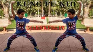 Kung fu Training For Kids