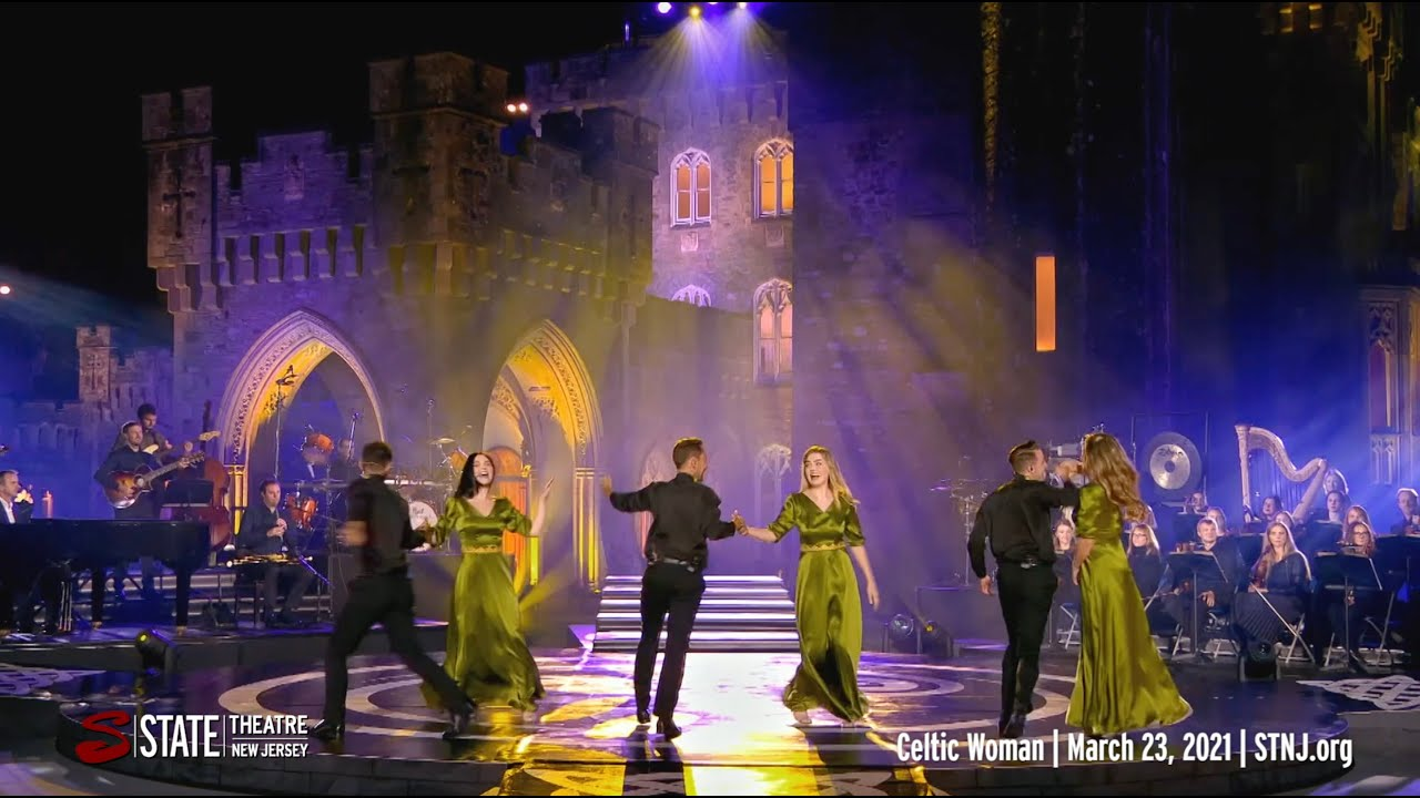 Celtic Woman Christmas Tour 2021 Celtic Woman Will Be At State Theatre New Jersey March 23 2021 Youtube
