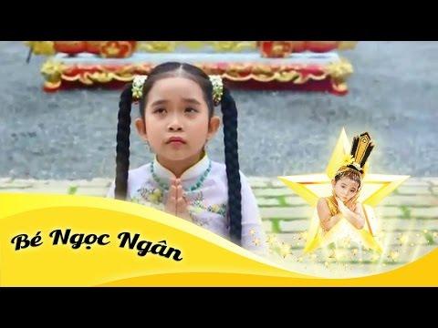Chắp Tay Niệm Phật - Bé Ngọc Ngân - Ca nhạc phật giáo